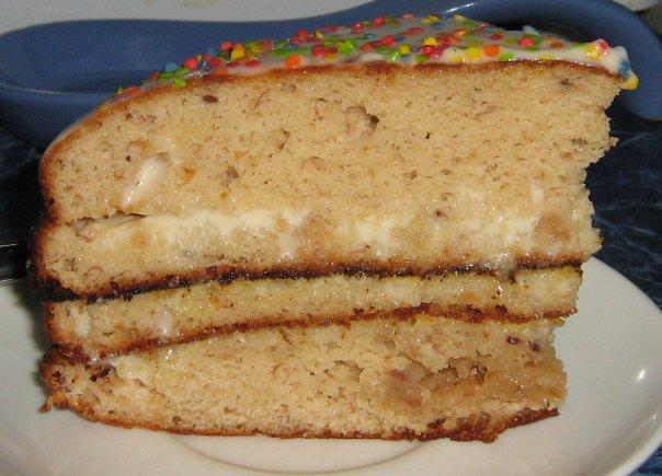 Рецепт самого легкого торта